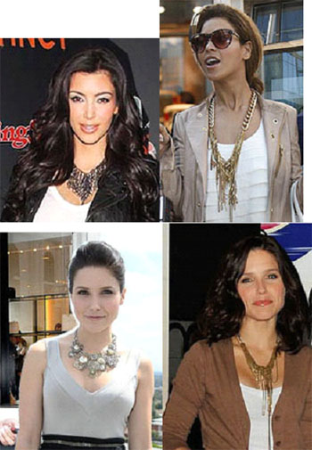 Statement Necklaces, A Fall Fave!