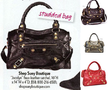 As seen in People - Jocelyn Satchel $48