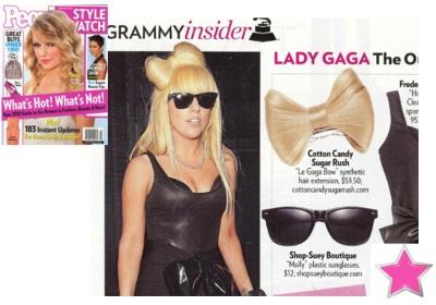 lady gaga's rayban sunglasses