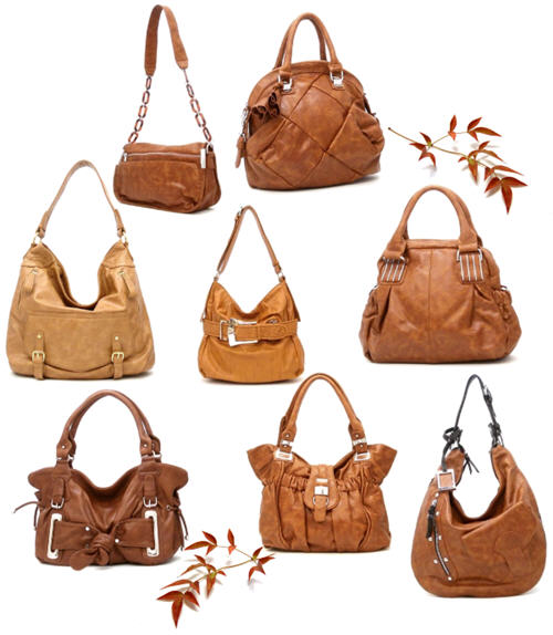 Fall 2010 Handbag Trends: Camel Colored – Shop Suey Boutique