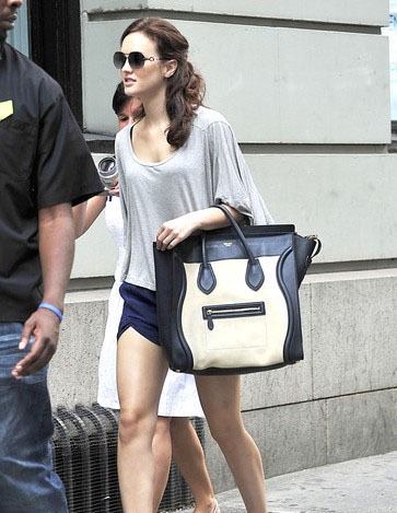 avalon (black) handbag from Shop Suey Boutique