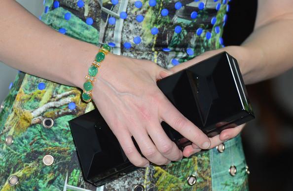 Cate Blanchett Gemstone Bracelet