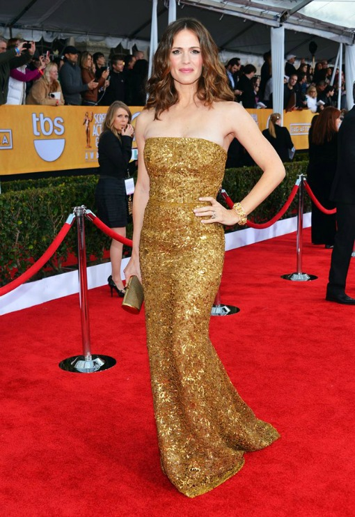 Jennifer Garner at 2013 SAG Awards