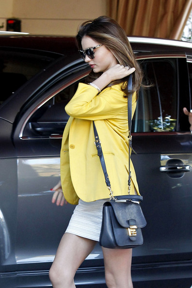 Miranda Kerr shoulder bag