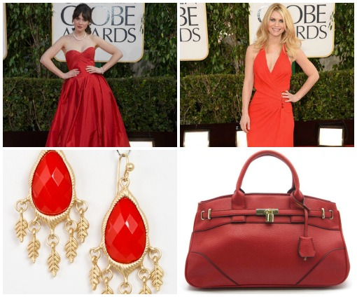 Red Carpet inspired style