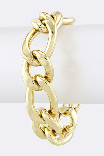 sadie gold chain bracelet from Shop Suey Boutique
