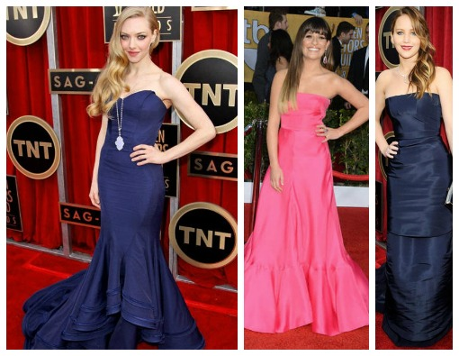 SAG Awards red carpet accessories