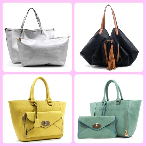 Bag in Bag collection from Shop Suey Boutique
