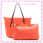 mallie tote: enter to win