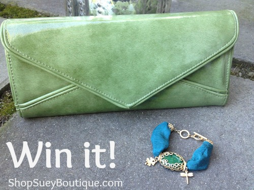 Giveaway on Shop Suey Boutique
