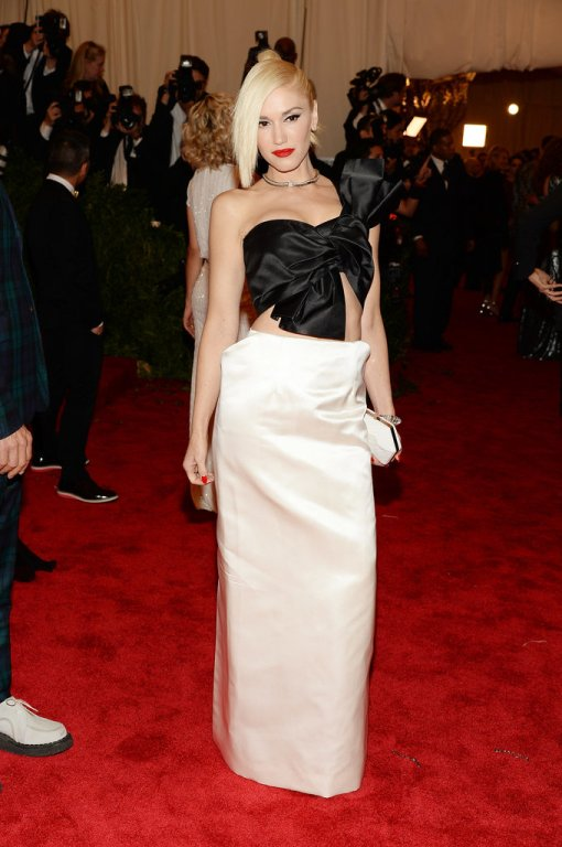 Gwen Stefani at Met Ball 2013