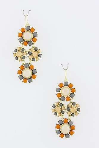 MARLO exotic earrings from Shop Suey Boutique