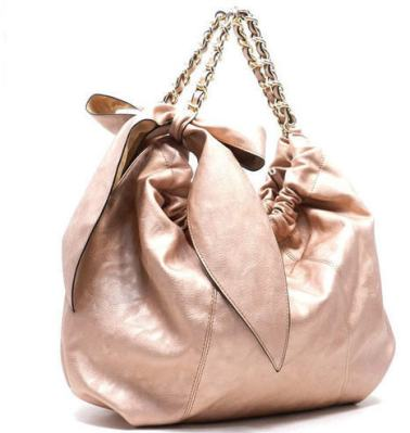 Colleen Hobo in Rose Gold from Shop Suey Boutique