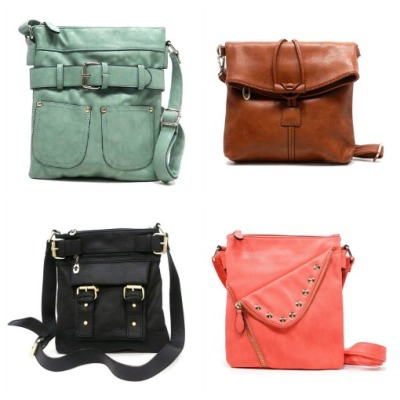 crossbody collection from Shop Suey Boutique