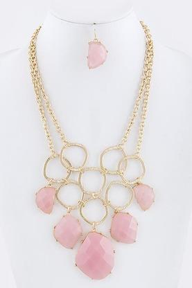 Alexa Necklace- Shop Suey Boutique