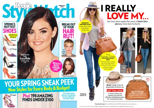 People StyleWatch Feb 2014
