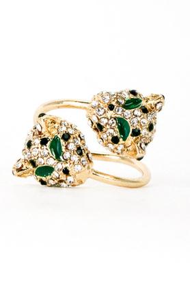 Shop Suey Boutique: Leopard Ring
