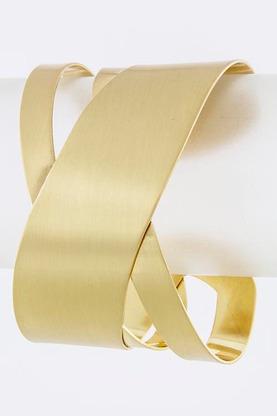 Shop Suey Boutique Bold Metal Trend: Phyllis bracelet