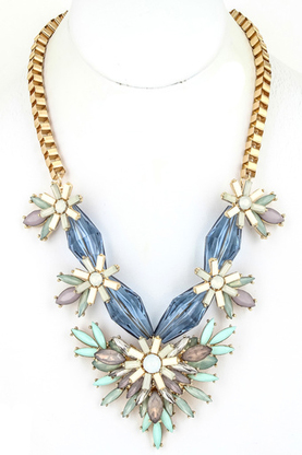 Mandy necklace from Shop Suey Boutique