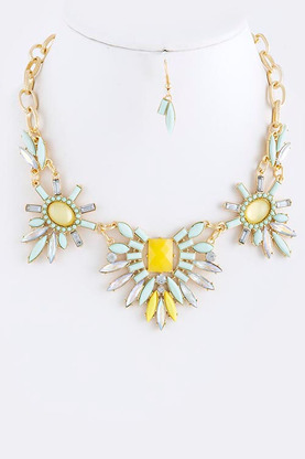 Tina necklace from Shop Suey Boutique