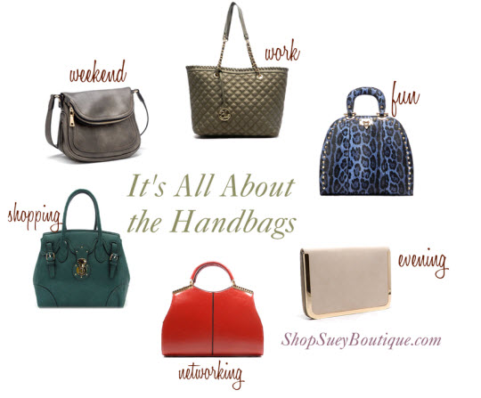 Shop Suey Boutique Fall Must-Have Handbags