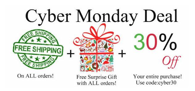 Cyber Monday Deals on Shop Suey Boutique