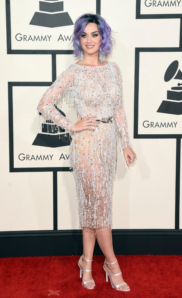Katy Perry 2015 Grammys