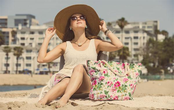 beach totes | shopsueyboutique.com