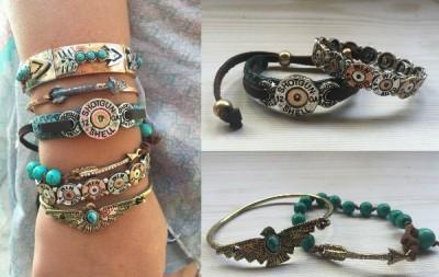 rustic-bracelets